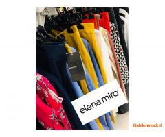 Stock abbigliamento firmato multi brand