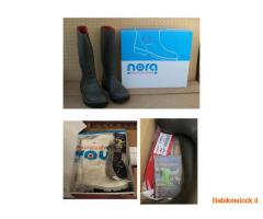 Stock stivali in poliuretano 6180pz
