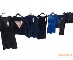 stock abbigliamento firmato GUESS