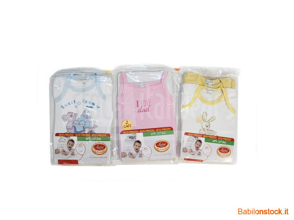 Stock body bambino LIABEL