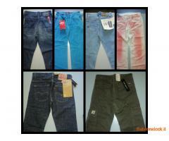 STOCK Jeans-pantaloni nuovi e originali