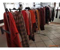 Stock abbigliamento firmato DIXIE