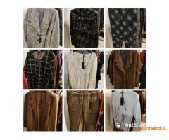 Stock abbigliamento firmato Giorgia & Johns