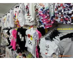 Stock Abbigliamento Uomo/Donna/Bambini