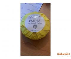 Stock Acqua di Parma, shampoo, balsamo, bagnoschiuma, crema corpo,saponi