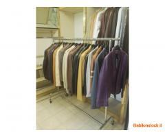 Stock giacche Vera Pelle