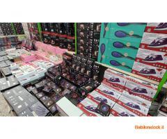 stock di prodotti di ferramenta e colorificio, 3 milioni di pezzi