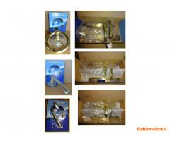 Stock in ottone per porte e finestre 22100 pz Made in Italy