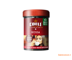 Caffé arabica / robusta QUALITÀ ROSSA – GRANI